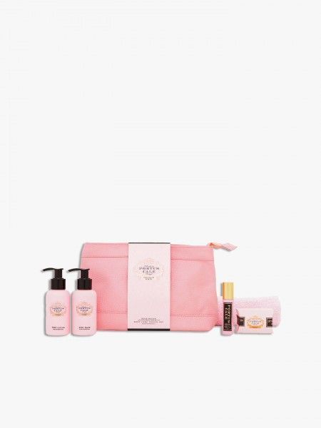 Kit de Viagem Rosé Blush