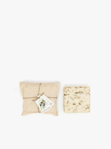 Sabonete Linen Olive