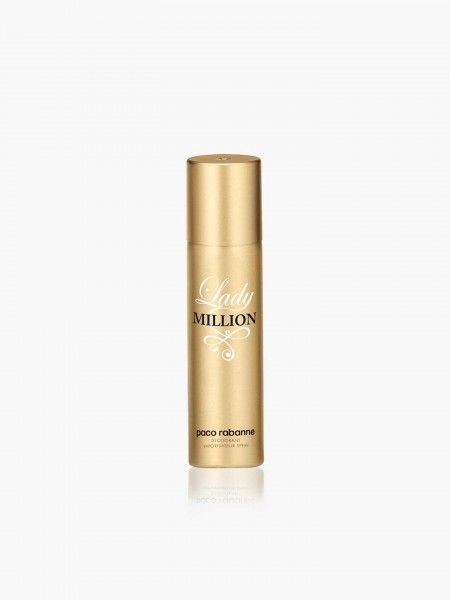 Desodorizante em Spray Lady Million