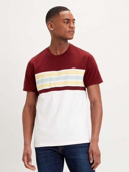 T-shirt color block