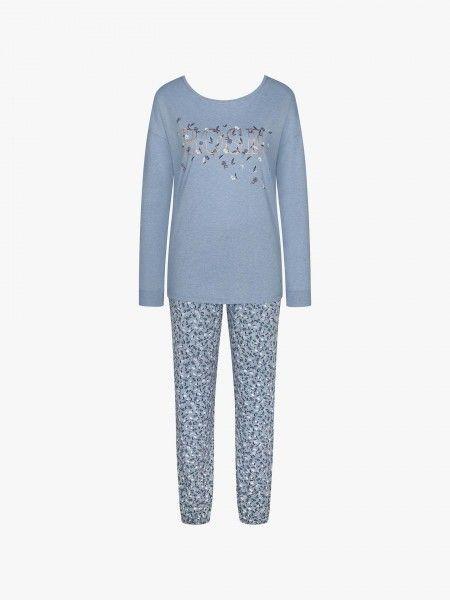 Conjunto de Pijama em Algodão