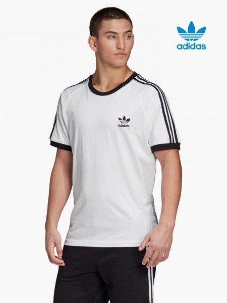 T-Shirt com Faixas