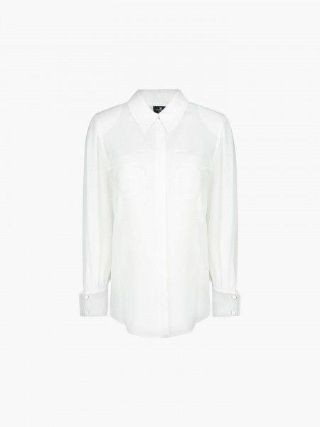 Camisa fluída