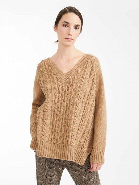 Camisola em lã