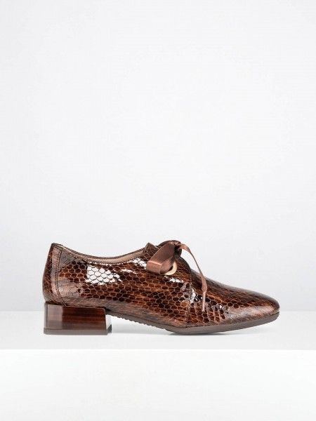 Sapatos Com Laço