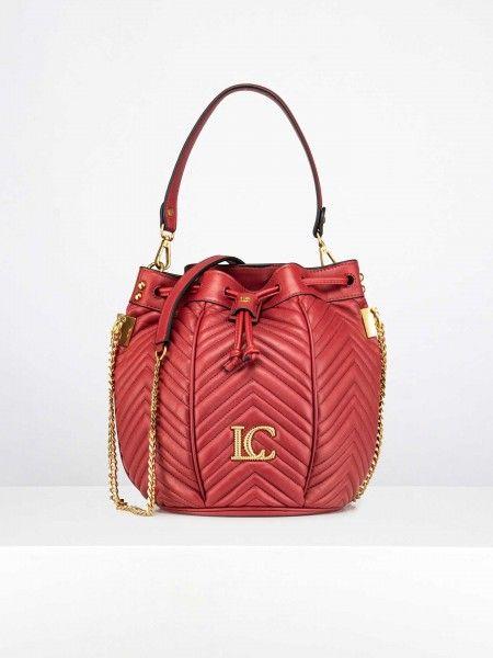 Bucket Bag Acolchoada