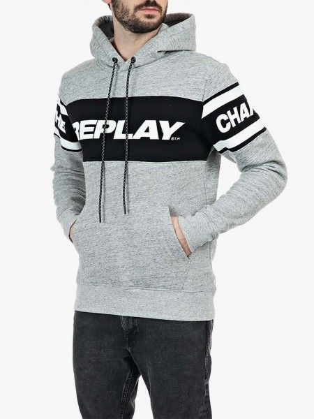 Sweatshirt com Capuzadrão