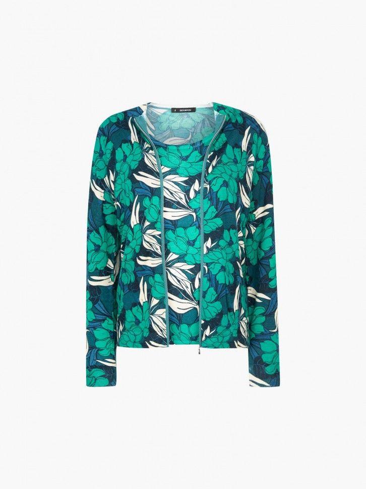 Conjunto Casaco e T-shirt
