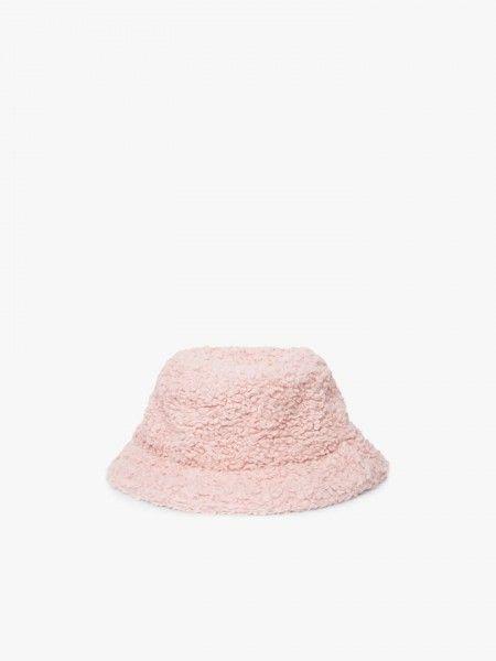 Chapéu em Efeito de Pelo