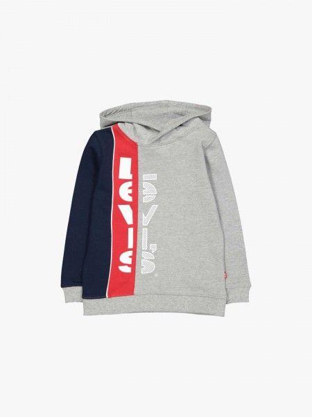 Sweatshirt Color Block