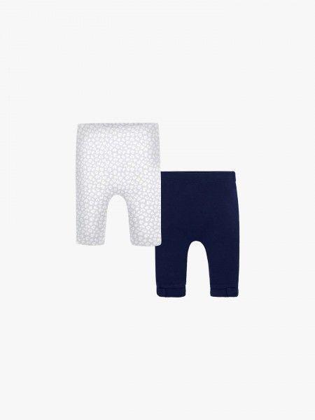 Conjunto 2 leggings