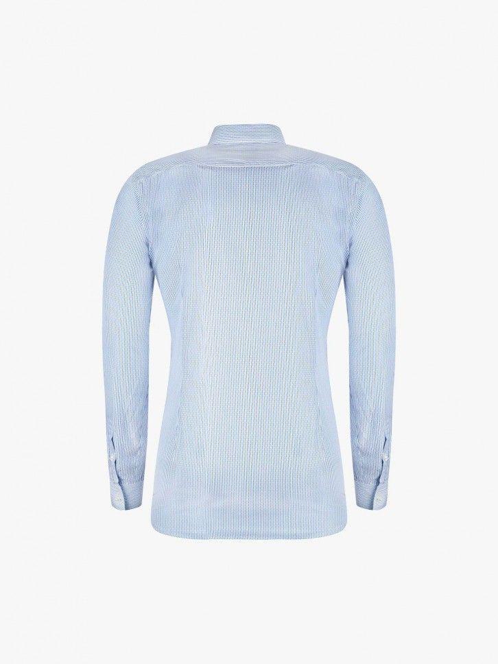 Camisa padrão geométrico
