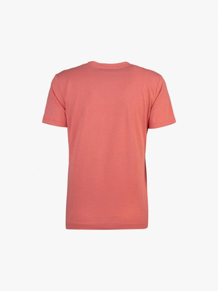 T-shirt com bordado