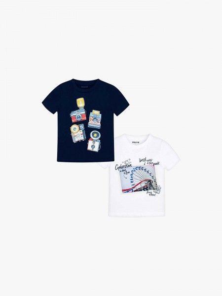 Conjunto de duas t-shirts