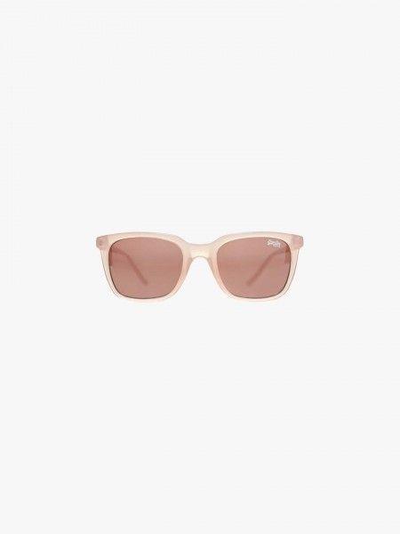 Óculos de sol bicolor