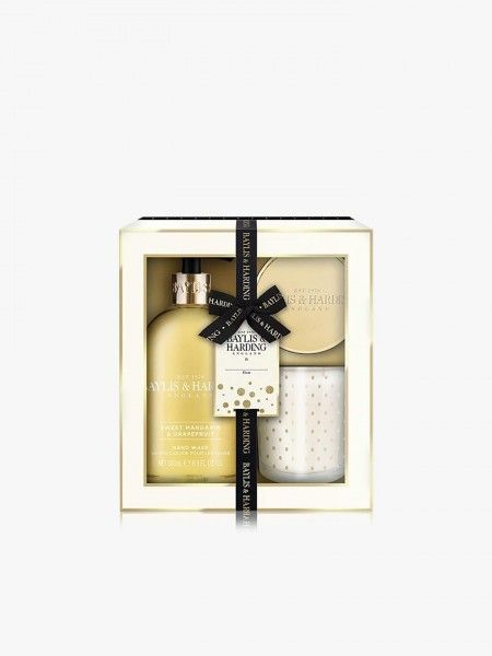 Coffret Sweet Mandarin & GrapeFruit