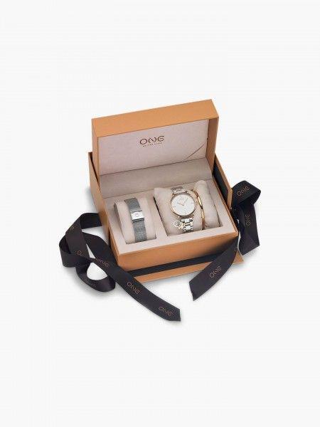 Relógio e Pulseira Energy Box