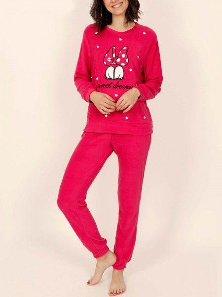 Conjunto de Pijama Minnie