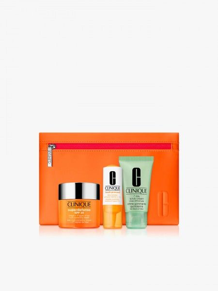 Coffret Clinique Daily Defense Skincare Gift Set