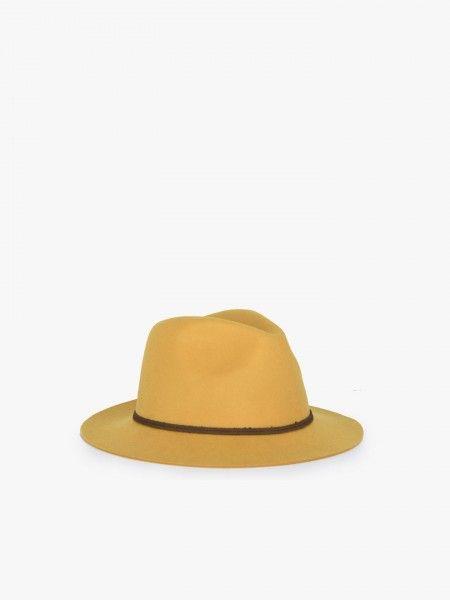Chapéu de aba