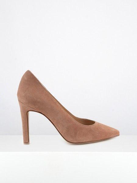 Sapato biqueira pontiaguda