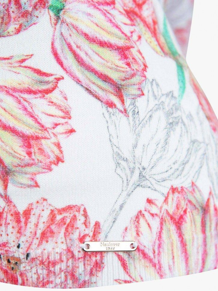 Camisola florida