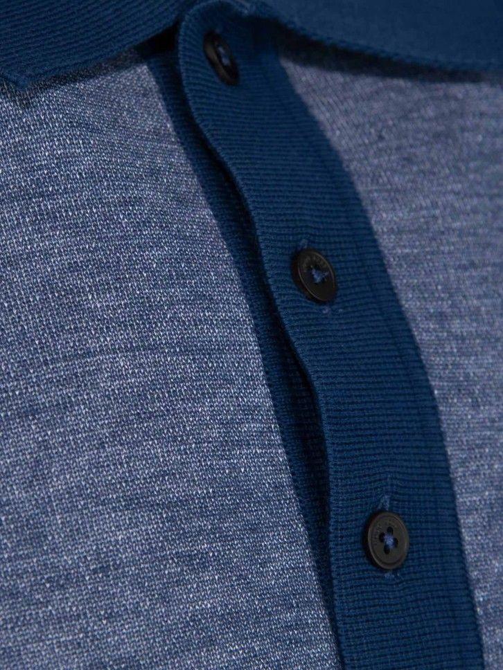 Polo bicolor