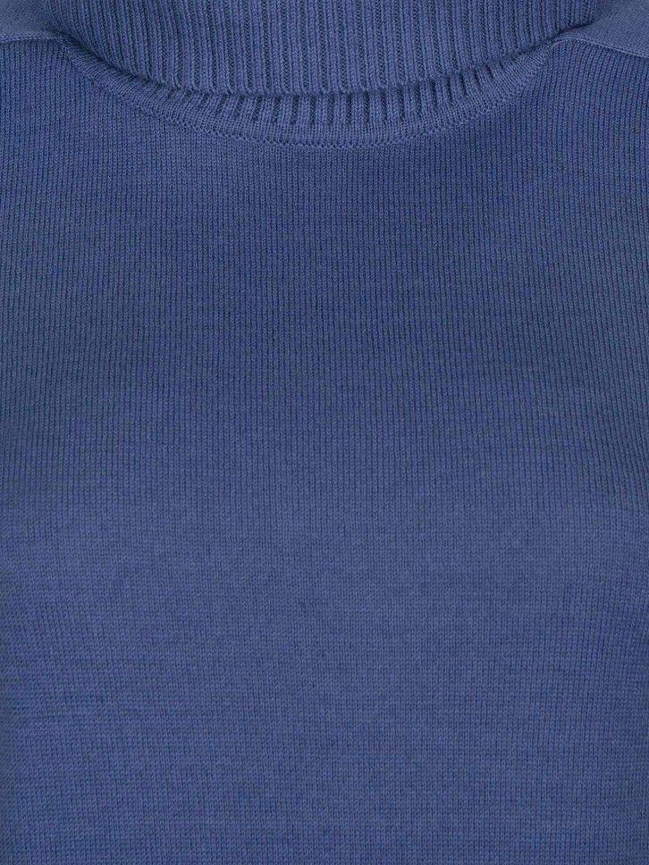 Camisola de gola alta básica