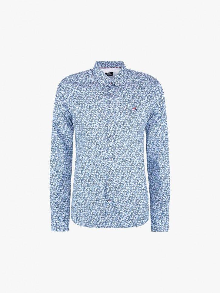 Camisa com padrão