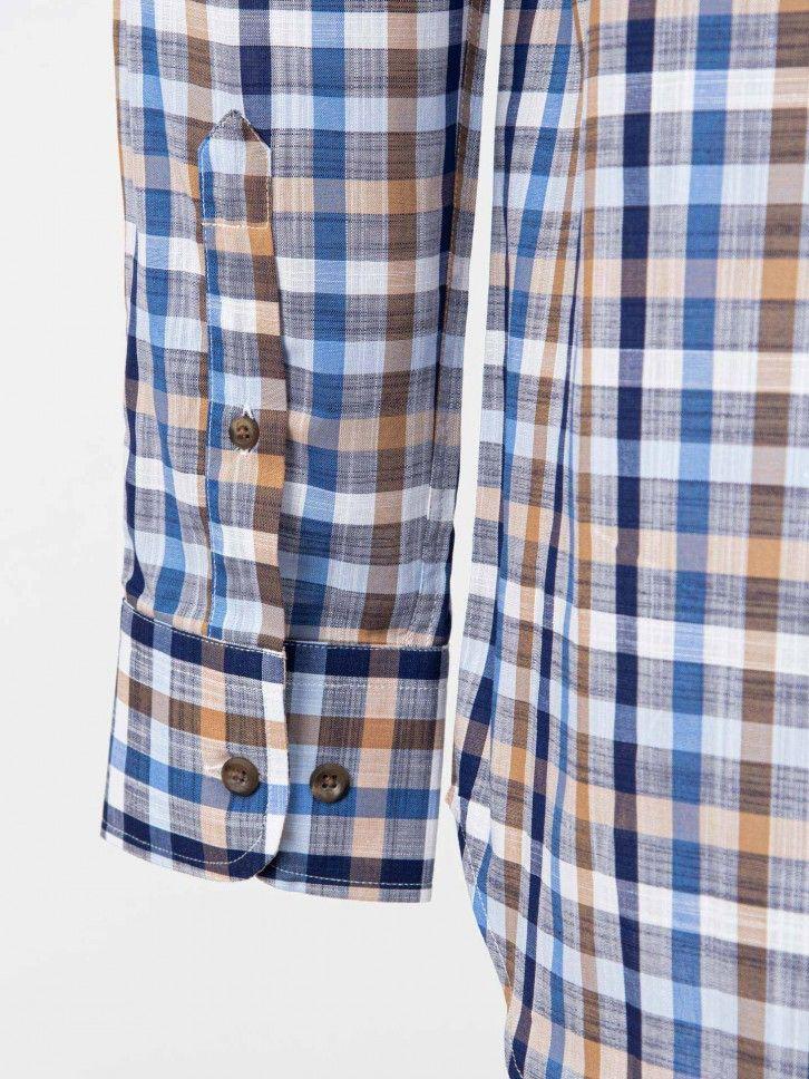 Camisa de xadrez