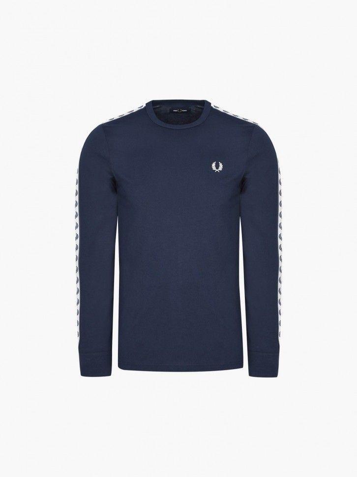 Sweatshirt com Faixas