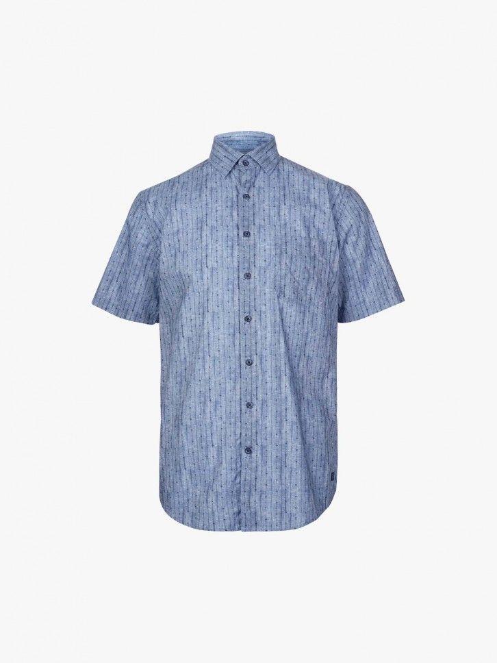 Camisa Estampada Regular Fit