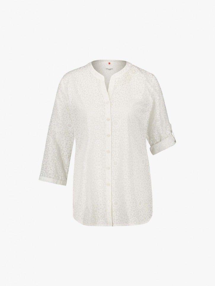 Camisa em Algodão