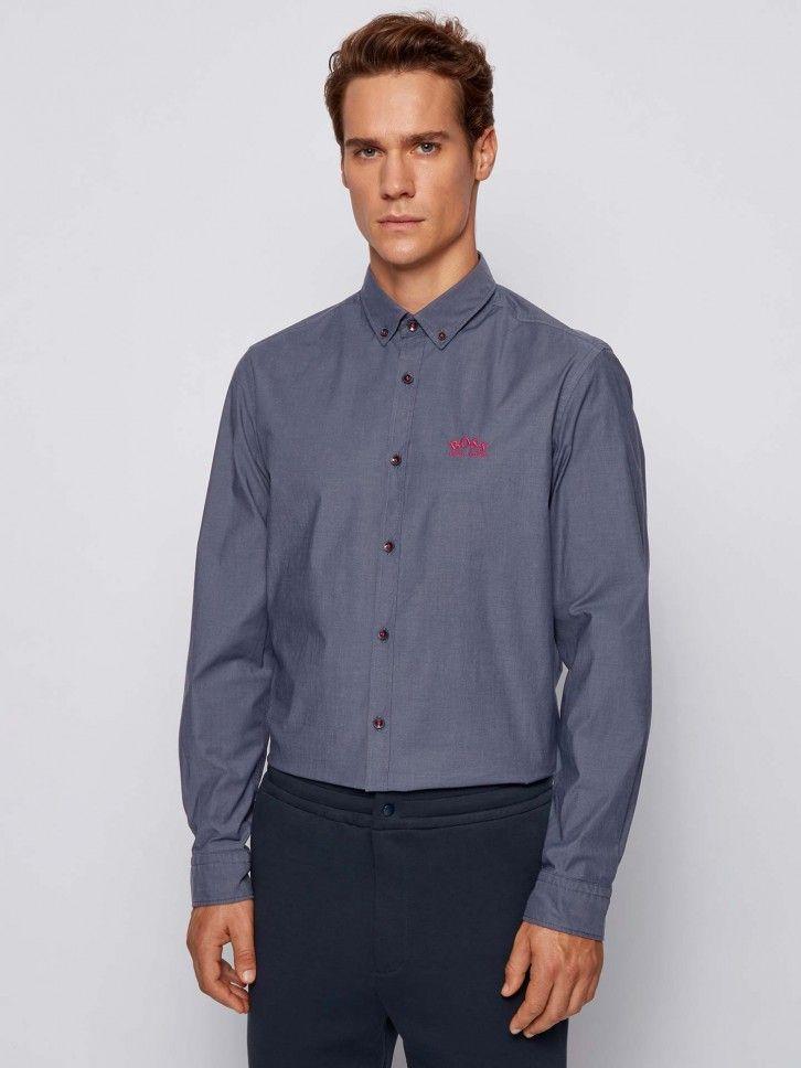 Camisa Regular Fit Stretch