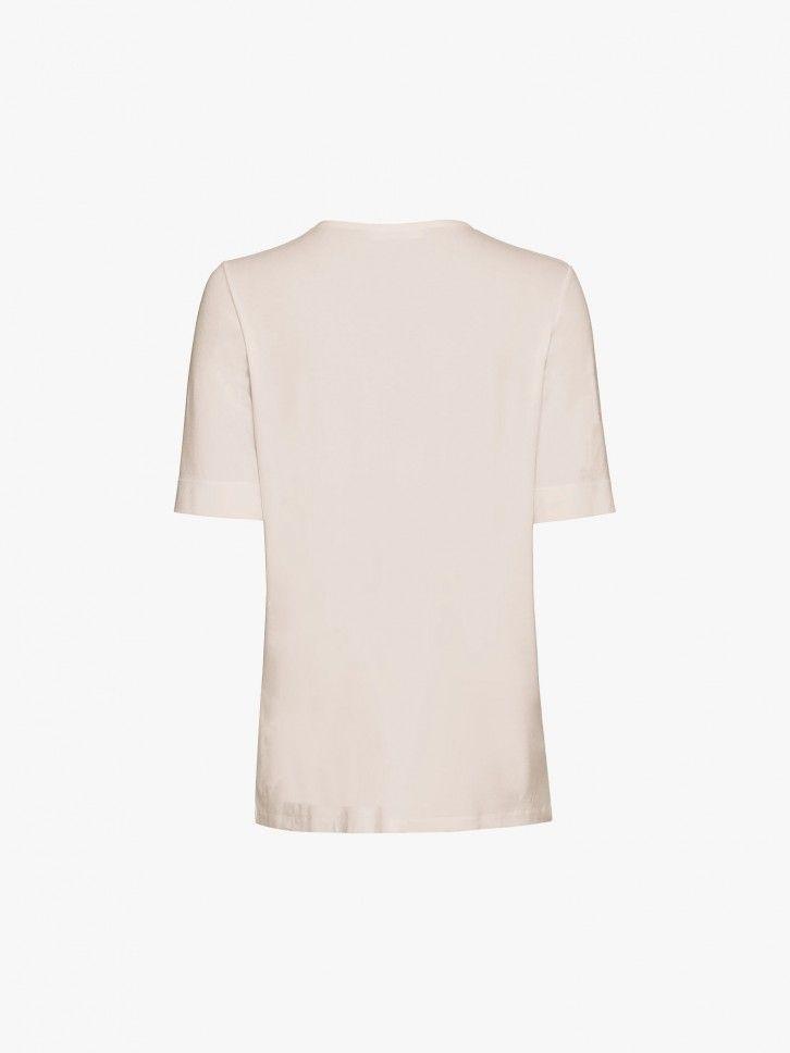 T-shirt com Correntes