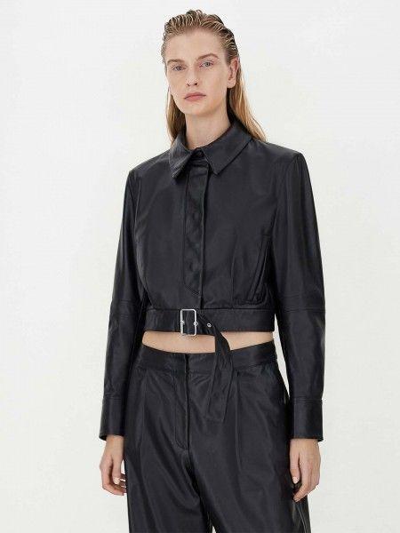 casaco Cropped