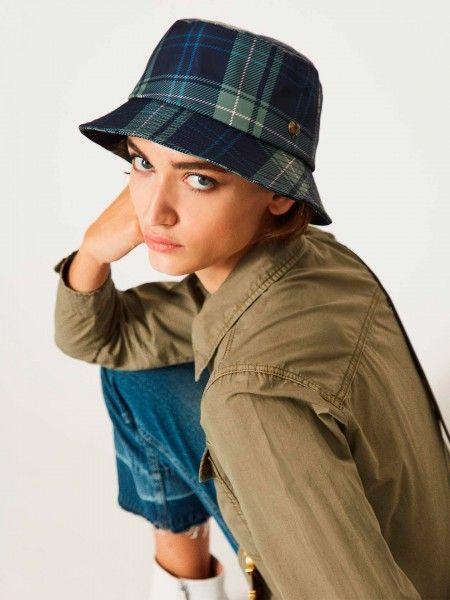 Bucket Hat ao Xadrez