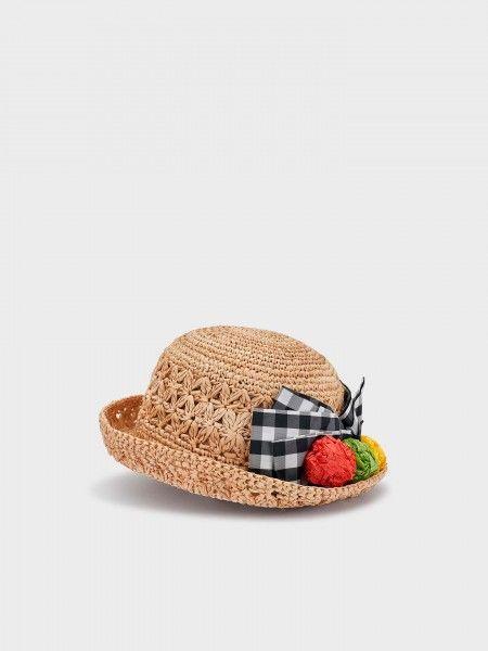 Chapéu com Laço