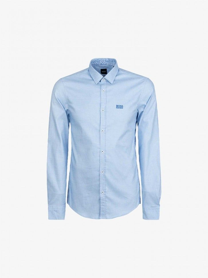 Camisa oxford Slim Fit