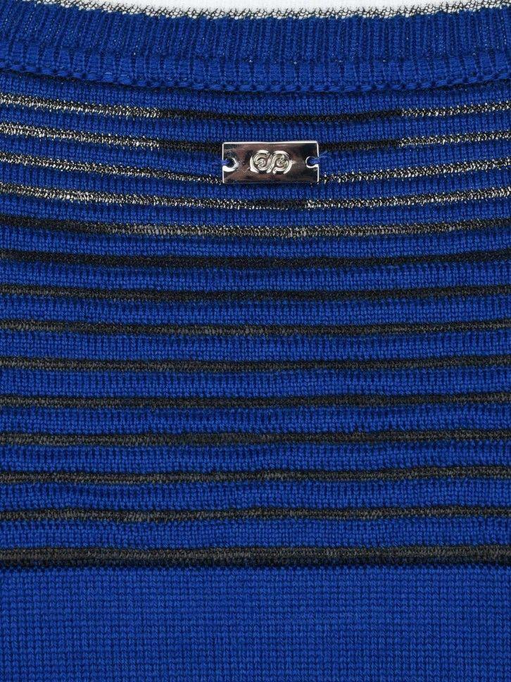 Camisola de Malha Tricolor