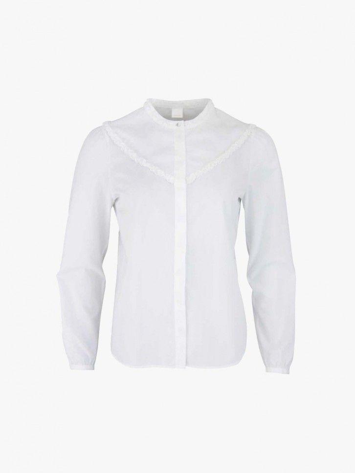Blusa Decote Mao