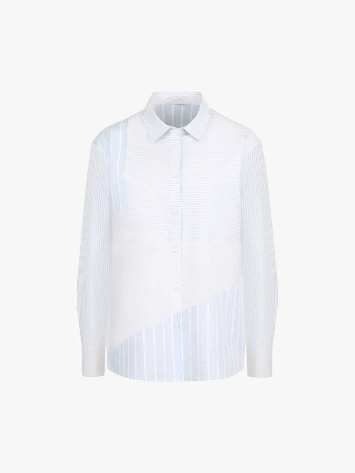 Camisa Combinada