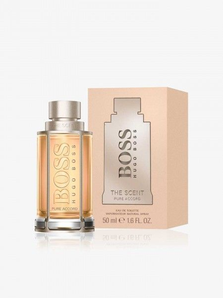 Eau de Toilette Boss The Scent Pure Accord