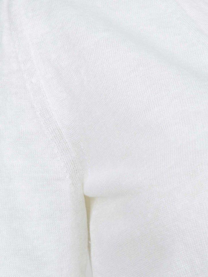 Casaco de Malha Estruturada