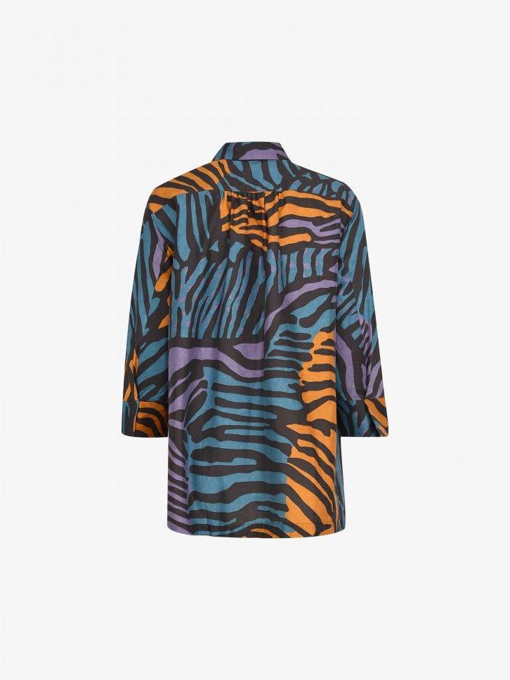 Camisa Multicolor