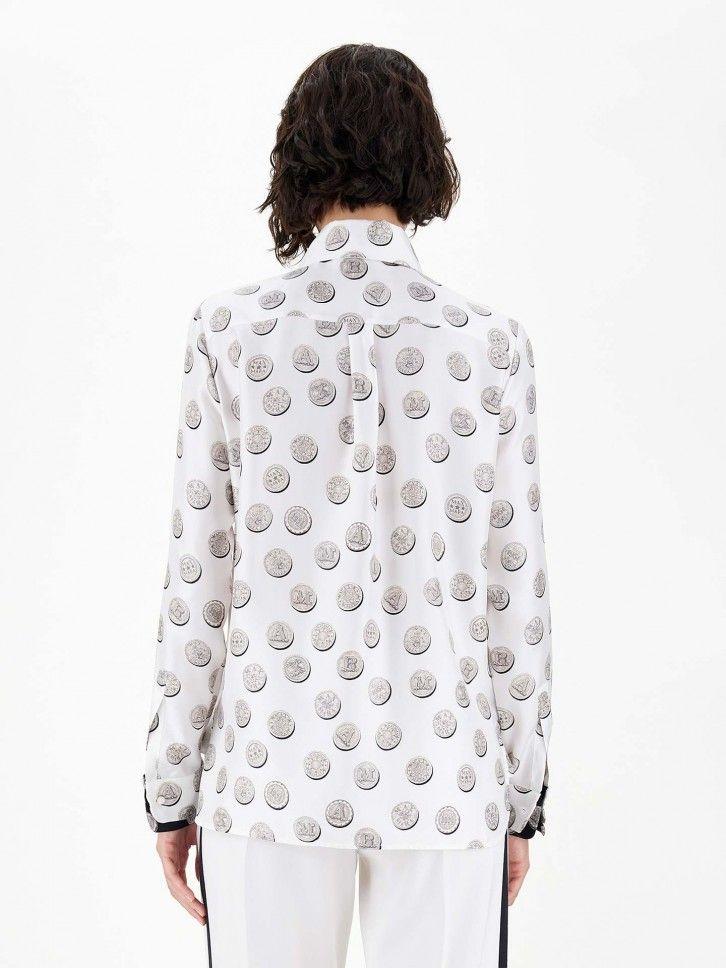 Camisa em Seda