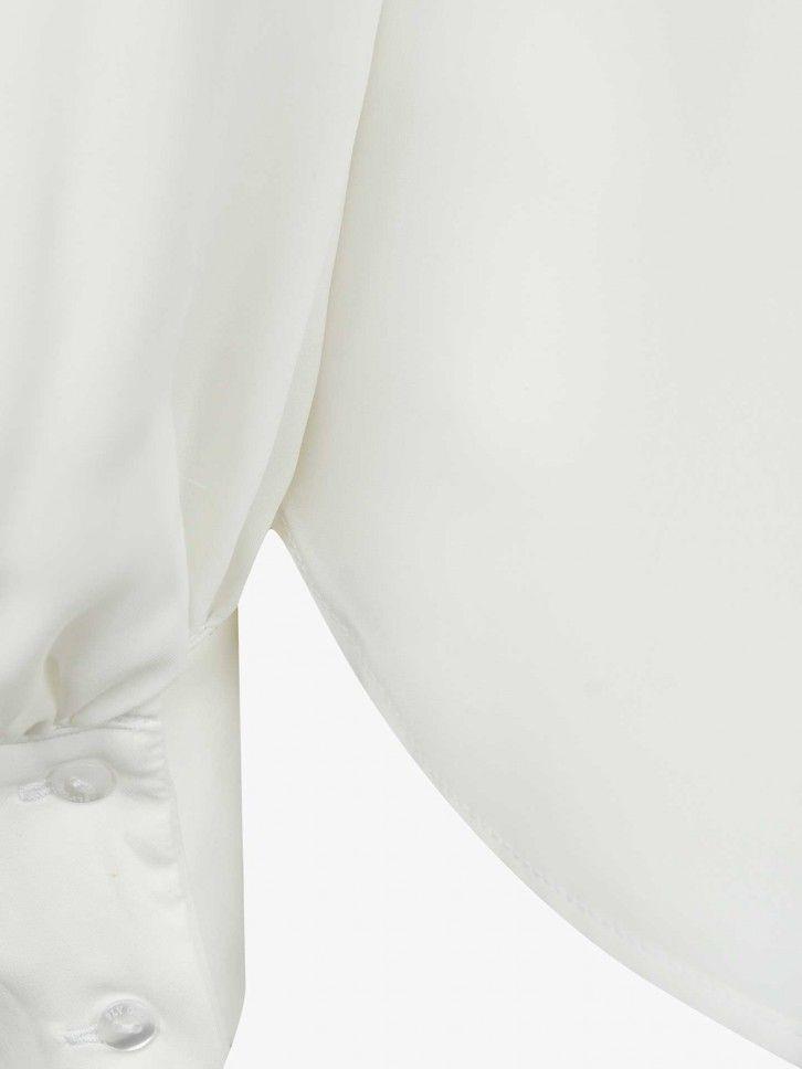 Camisa Mangas Abalonadas