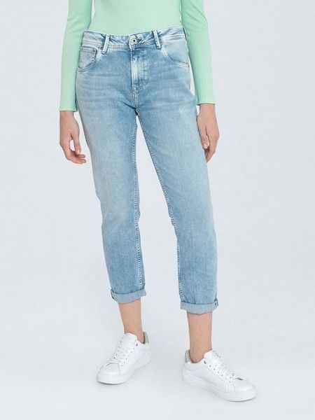 Jeans Mom Carrot Fit