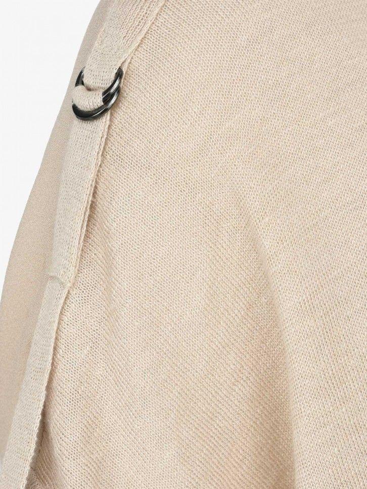 Blusa Costas Franzidas