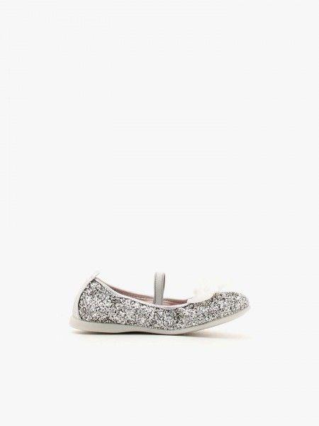 Sapatos Efeito Brilhante